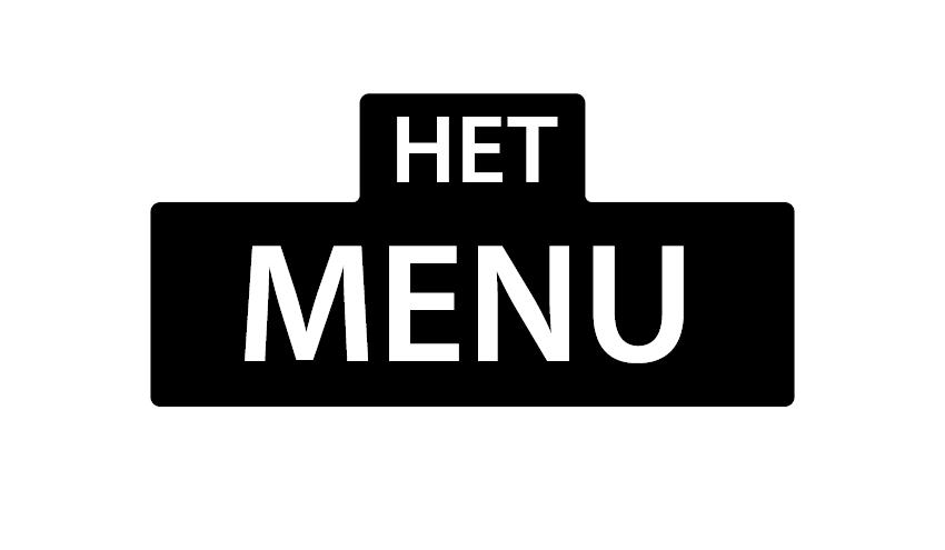 het-menu
